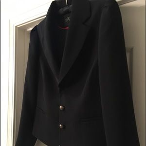 XL Black dress jacket or blazer like new